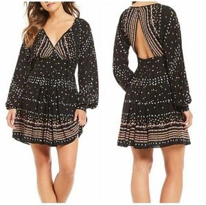 Free People — Coryn Mini Dress Size 10 NWT